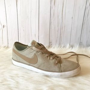 Tan Nike Sneakers